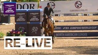 RE-LIVE | Longines FEI Jumping World Cup™ NAL | Audi-Scappino Classic | Guadalajara (MEX)