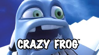 Crazy Frog - We Are The Champions (Official Video) - UNCENSORED