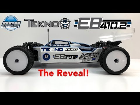 Tekno EB410.2 1/10th 4wd Buggy - Full Reveal and Set Up - UCSc5QwDdWvPL-j0juK06pQw