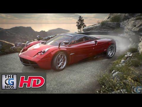 CGI 3D Breakdown HD: Pangani Huayra: Breakdown - by Cody Chambers