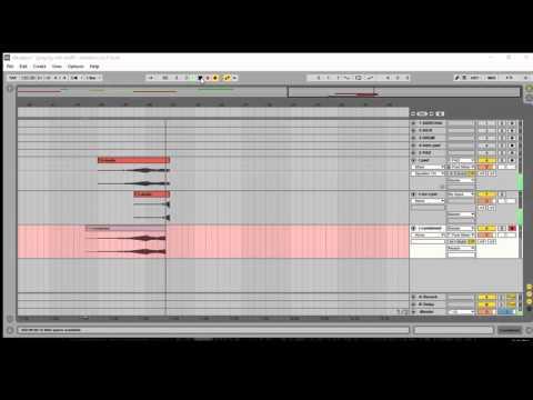Combine multiple audio or midi tracks into one in Ableton - UCF1wGw2oelAdpgPJVDqz1Hw