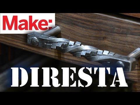 DiResta: Cube Twist Drawer Pull - UChtY6O8Ahw2cz05PS2GhUbg