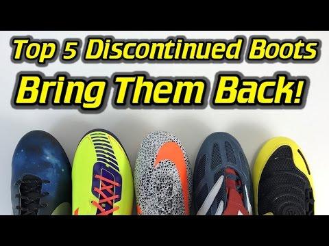a32c37e517eee Video Top 5 Discontinued Soccer Cleats Football Boots That I Want Back -  UCUU3lMXc6iDrQw4eZen8COQ