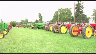 The Chemung Valley Old Timers Show taking place at the Chemung County Fairgrounds