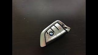 Cambio pila chiave BMW X5 G05 New Model