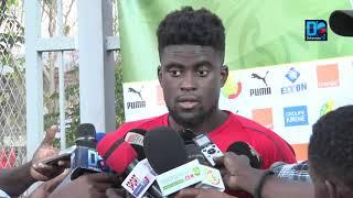 Alfred Ndiaye est « triste » pour Edouard Mendy, blessé et forfait pour le reste de la CAN