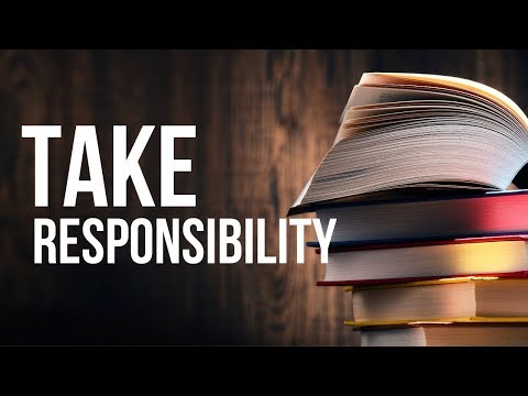 You Have To Take Responsibility - Motivation from Joe Joe Dawson