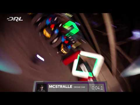 McStralle, Fastest Lap, Mardi Gras World | Drone Racing League - UCiVmHW7d57ICmEf9WGIp1CA