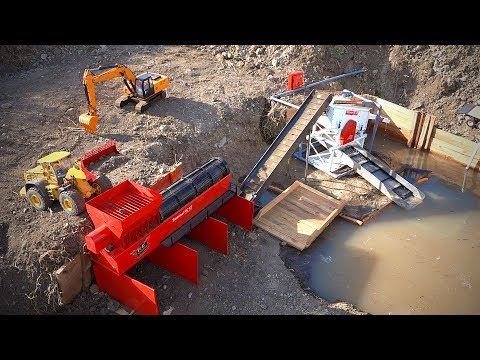 YouTube GOLD - NOT Your Average Mining Show: 1/14 Scale (s1 e4) | RC ADVENTURES - UCxcjVHL-2o3D6Q9esu05a1Q
