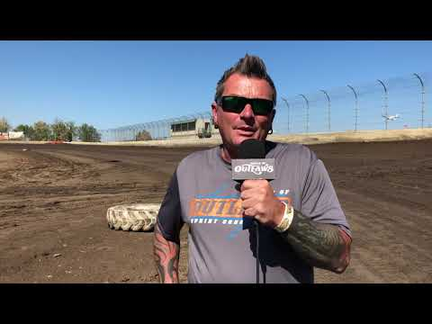 We preview the World of Outlaws NOS Energy Drink Sprint Car Series only stop in Oregon! - dirt track racing video image