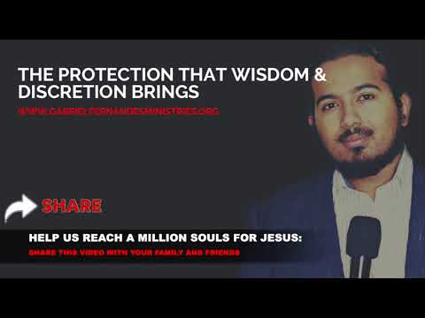 THE PROTECTION OF WISDOM, DISCRETION, BEING SHREWD & INNOCENT LIKE A DOVE, POWERFUL MESSAGE & PRAYER