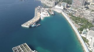 Monaco expands into Mediterranean to create new neighbourhood   AFP