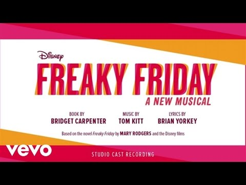"""The Hourglass (From """"Freaky Friday: A New Musical""""/Audio Only) - UCgwv23FVv3lqh567yagXfNg"""