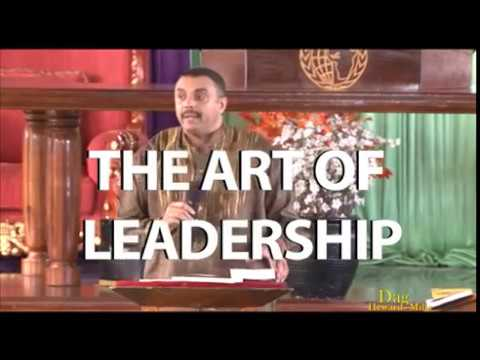 HEALING JESUS CAMPAIGN PASTOR'S CONFERENCE THE ART OF LEADERSHIP