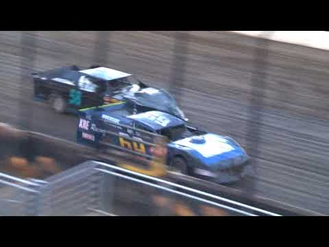 Perris Auto Speedway 1-13-18 Super Stock Main Event - dirt track racing video image