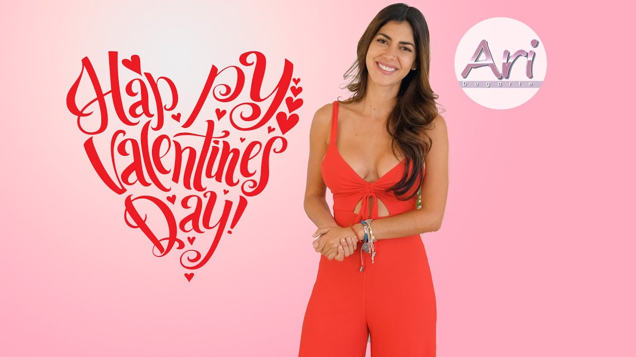 HAPPY VALENTINE'S DAY Try On Haul – #HappyValentinesDay