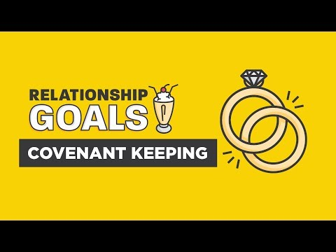 Relationship Goals Part 4 - Marriage Covenant  Craig Groeschel