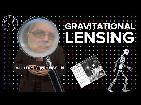Gravitational Lensing - UCD5B6VoXv41fJ-IW8Wrhz9A