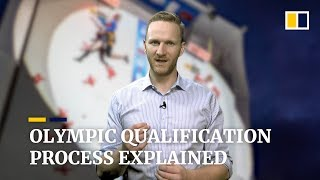 Olympic qualification process for sport climbing explained