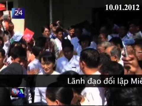 VOA60 Thế Giới 10/01/2012