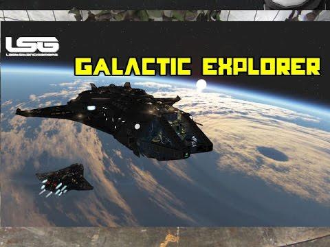 Space Engineers - USEA Katniss Galactic Explorer - UCftK-tQH9-Pp68v6ImVbrzA
