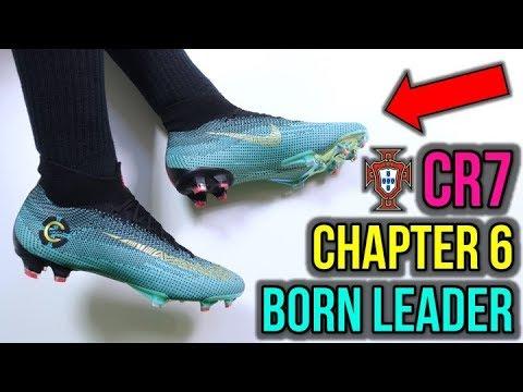 "PORTUGAL LEGEND! - CR7 CHAPTER 6 ""BORN LEADER"" Nike Mercurial Superfly 6 Elite - Review + On Feet - UCUU3lMXc6iDrQw4eZen8COQ"