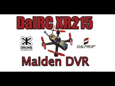 DalRC XR215 Maiden flights DVR footage, awesome Dalprops - UCdA5BpQaZQ1QUBUKlBnoxnA