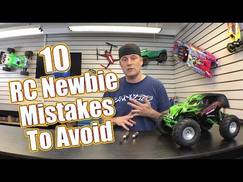 10 RC Newbie Mistakes To Avoid - RC Driver - UCzBwlxTswRy7rC-utpXOQVA