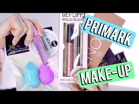 PRIMARK make-up look ❤ tutorial en mini reviews | Beautygloss - UCXzaEAP-03qktmjNF2M4qLg