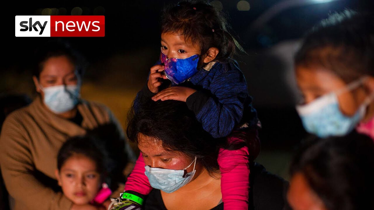 President Biden says he 'won't leave a child to starve at the border'