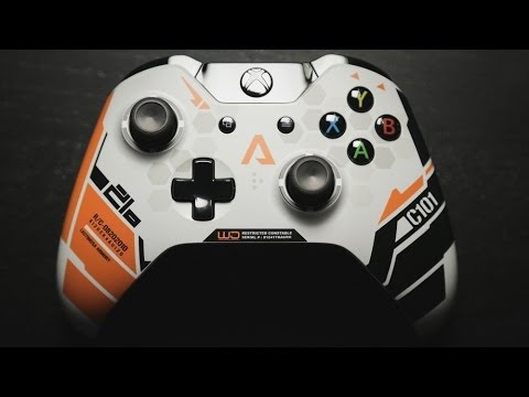 Unboxing the Titanfall Limited Edition Xbox One Controller - UCKy1dAqELo0zrOtPkf0eTMw