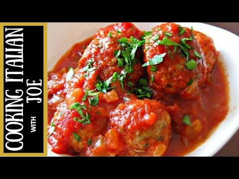 How to Make The Worlds Best Homemade Meatballs Cooking Italian with Joe - UCmwf656_nAjxFGxfC6Yw0QQ
