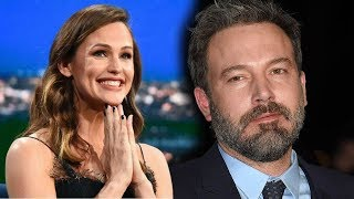 Ben Affleck sent words at health and happiness to 'friend' Jennifer Garner before she get married