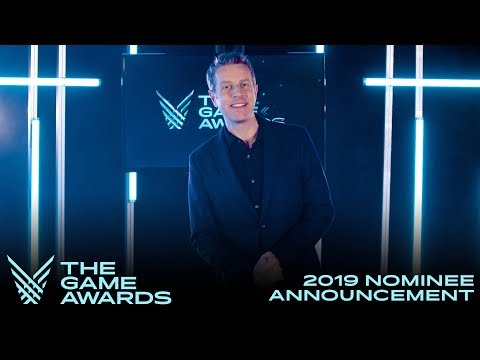🏆The Game Awards - 2019 Nominee Announcement 🎮 - UCqDS7KWjAPKv-7ZSlro9OiQ