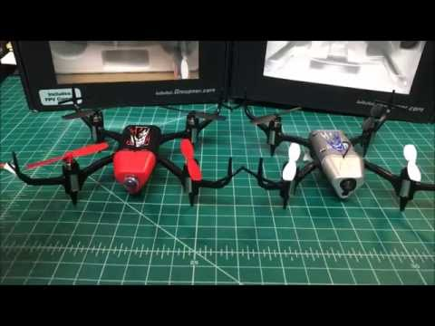 Graupner Alpha 110 FPV RTF Drone True Tiny Whoop Killer! part 1 of a 2 part series - UCGqO79grPPEEyHGhEQQzYrw