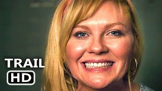 ON BECOMING A GOD IN CENTRAL FLORIDA Trailer (2019) Kirsten Dunst, Comedy Series