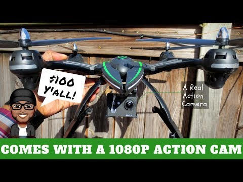 Blomiky 506HG Large Altitude Hold Drone with 1080P HD Action Camera - UCA1tk_Wa3Lm4hMZ4ssPEuLw