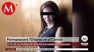 Acusan a ex alcaldesa por 2 delitos de Peculado