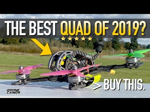 BEST FPV RACING QUAD of 2019? - GEPRC MARK 3 Race Quad - REVIEW & FLIGHTS 🔥 - UCwojJxGQ0SNeVV09mKlnonA