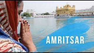 Amritsar || Golden Temple || Travelling Kaur