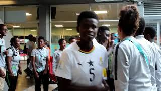 Bantwana congratulate Ghana