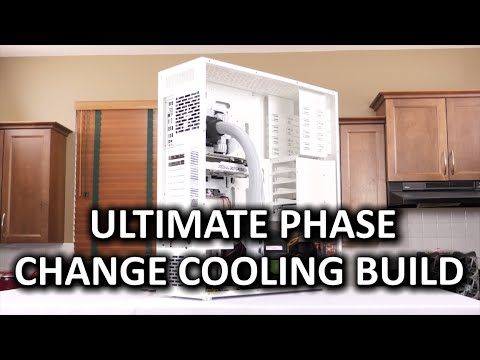 How to Build the ULTIMATE Sub-zero Phase Change Cooling PC Build Guide - UCXuqSBlHAE6Xw-yeJA0Tunw