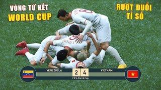 PES 19 | FIFA WORLDCUP | VÒNG TỨ KẾT | VENEZUELA vs VIETNAM - Giấc mơ Bóng Đá VIỆT NAM