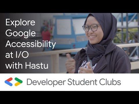 Explore Google Accessibility at I/O with Hastu - UC_x5XG1OV2P6uZZ5FSM9Ttw