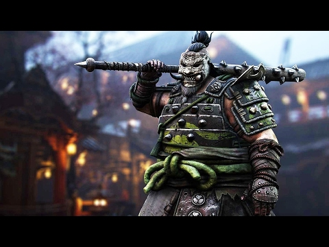 For Honor: 4 Minutes of Shugoki Gameplay at 1080p 60fps - UCKy1dAqELo0zrOtPkf0eTMw