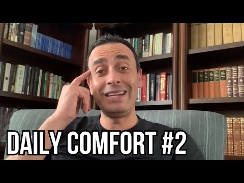 The Secret to Having Divine Peace During the Coronavirus  Daily Comfort #2