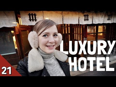 Staying at a Luxury Traditional Japanese Inn ? Ryokan Room Tour