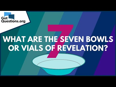 What are the seven bowls / vials of Revelation?  GotQuestions.org