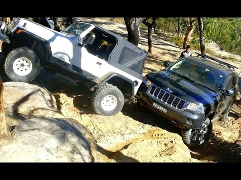 4x4 Mayhem @ Wheeny Creek - UCkgNx6AVxTvtkhvd4_XJwzA