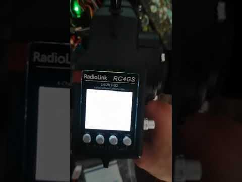 RC6GSV2(kumanda) - R7FG(alıcı) tepki vermeme sorunu
